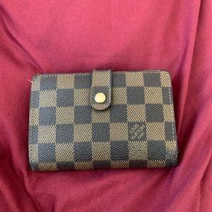 Authentic Louis Vuitton French wallet DE